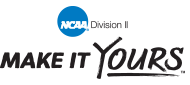 NCAA Division II Make It Yours Logo